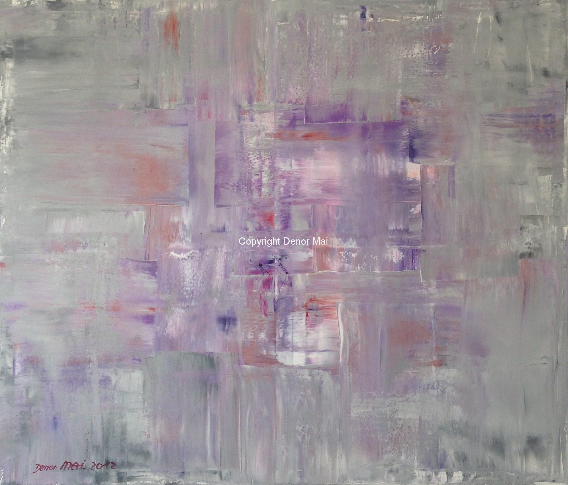 Flieder, 2012, 110x110