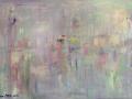 Abstrakt Kirchenkreuz 80x120