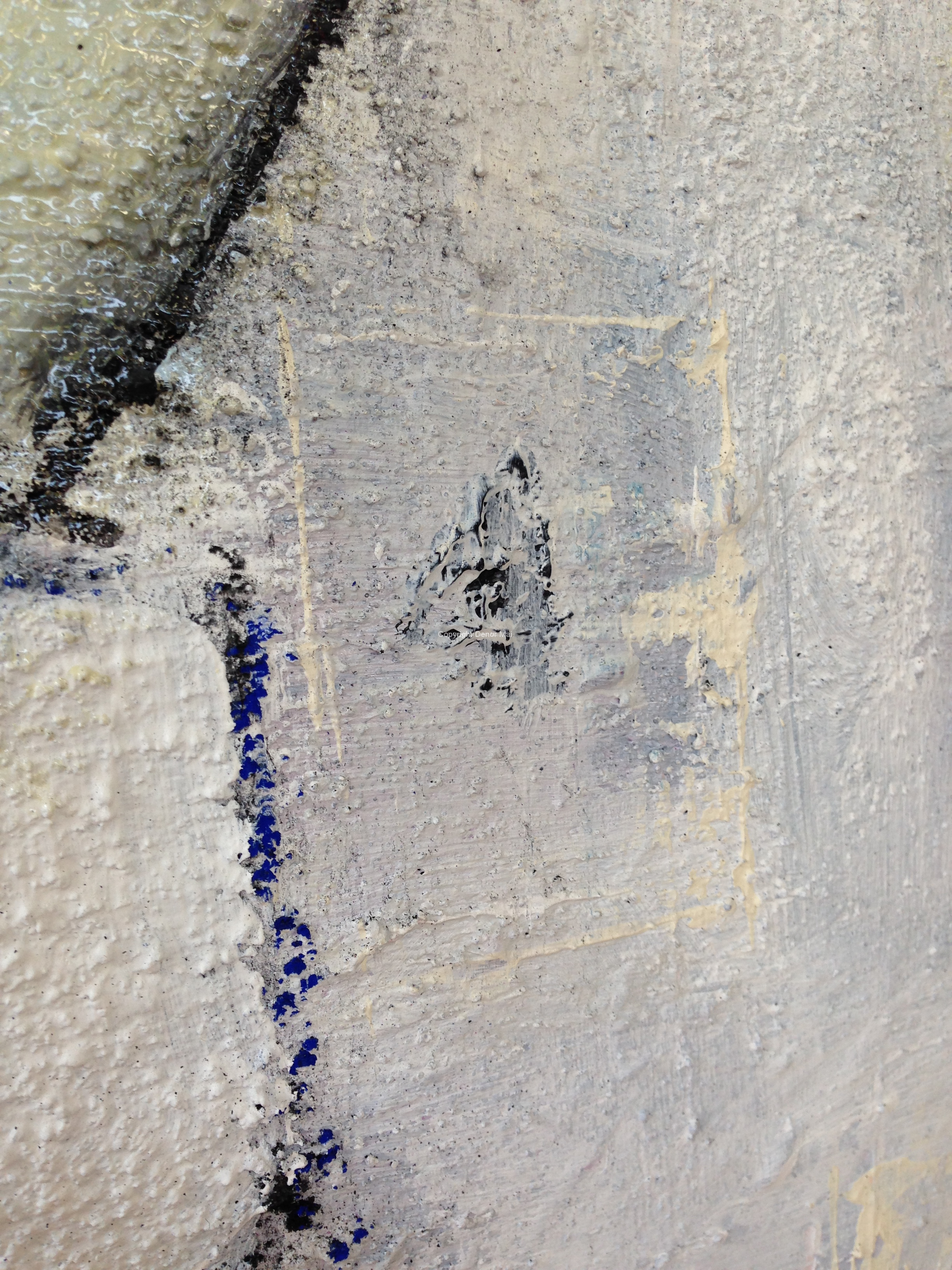 Abstrakt Fragmente 100x100 Zoom2