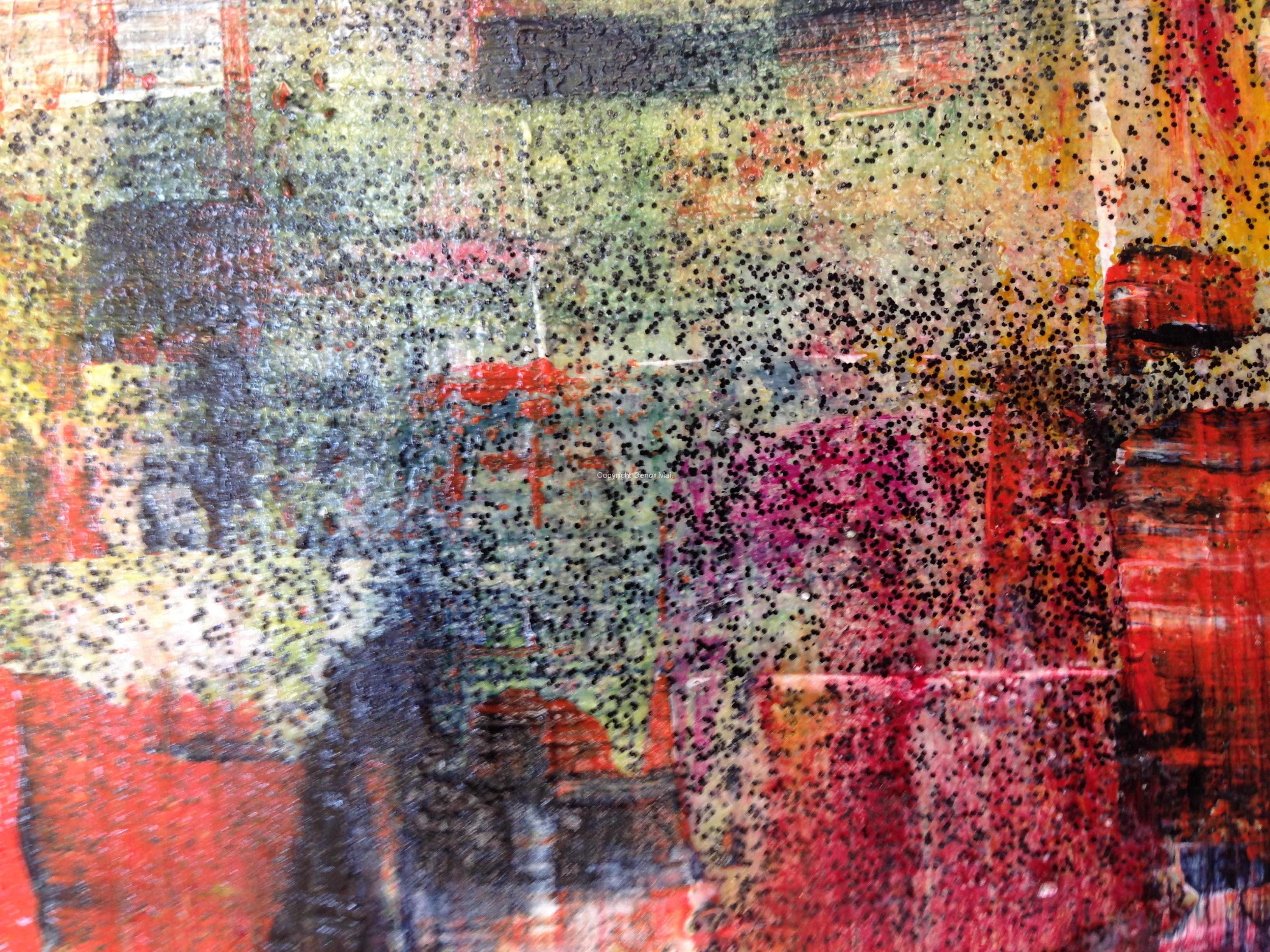 Abstrakt II 60x50 Zoom